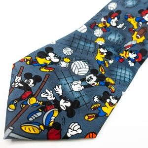 Disney Mickey Mouse Unlimited Balancine Tie
